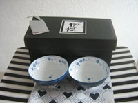  Wedding gift Boxed Japanese bowls